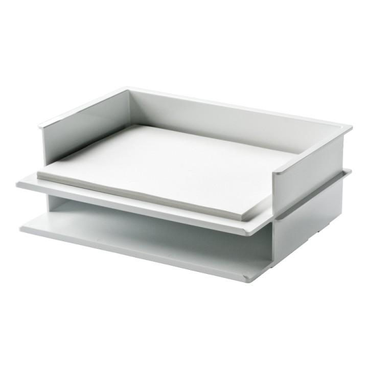 Standard - Portacorrispondenza laterale (confezione da 2 pezzi)
