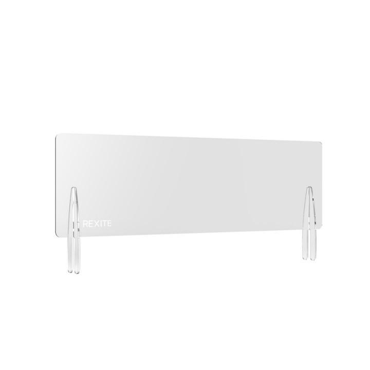 Plexy Top - Sopralzo per pannelli divisori