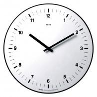 Orario - Bianco - Orologio da parete