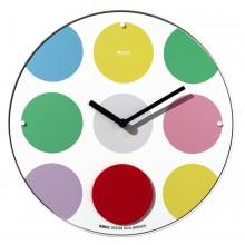 Appuntamento - Bubble - Orologio a pendolo da parete