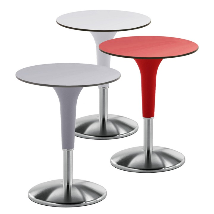 Zanziplano - Round side table diameter 60 cm