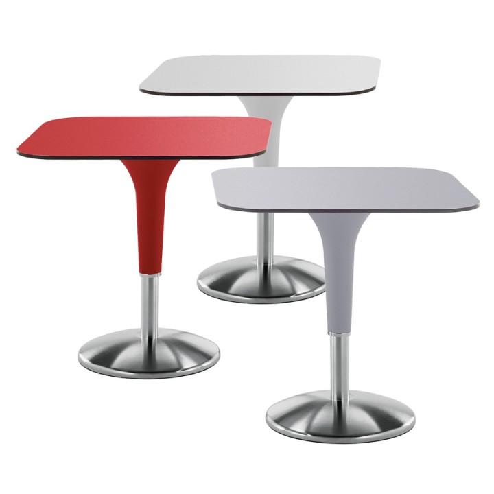 Zanziplano - Square table 80 x 80 cm