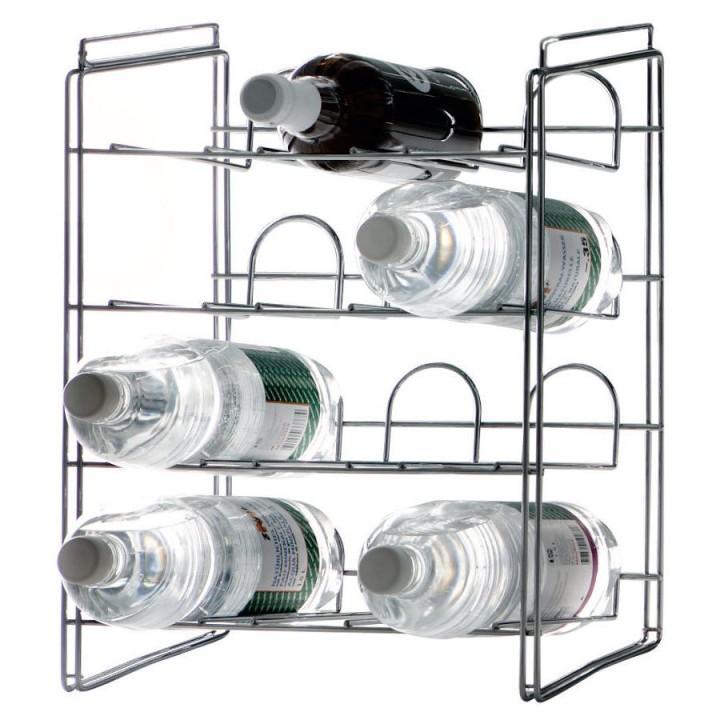 Cantina - Stackable bottle-rack for 12 bottles