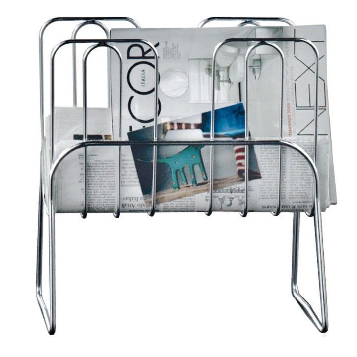 Press - Magazine rack