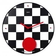 Appuntamento - Scaccomatto - Pendulum wall clock