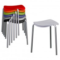 Well - Stackable stool