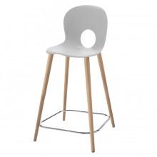 Olivia Wood XL - High stool